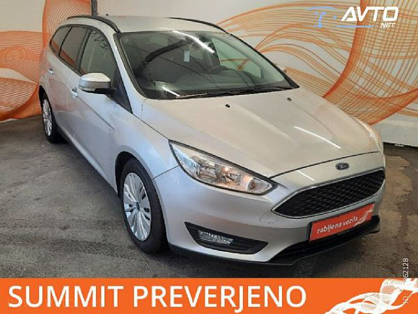Ford Focus Karavan 1.5 TDCi BUSINESS-NAVI-12M JAMSTVO