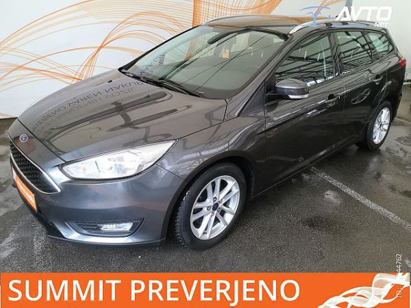 Ford Focus Karavan 1.5 TDCi Business-NAVI