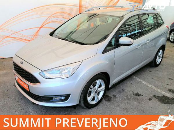 Ford Grand C-Max 1.5 TDCi BUSINESS-NAVI-7X SEDEŽI