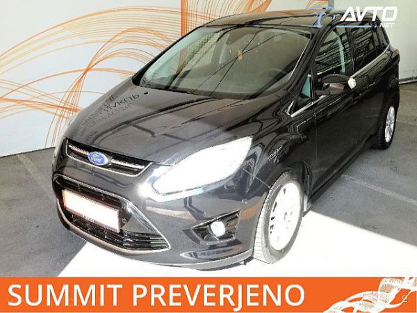 Ford Grand C-Max 1.6 TDCi-BUSINESS-7XSEDEŽ-NAVI-AKTIV.PDC