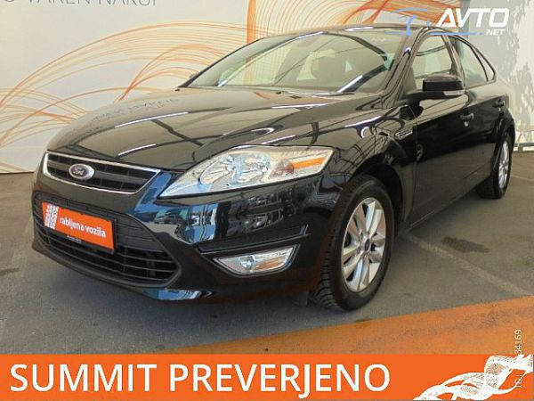 Ford Mondeo 1.6 TDCi BUSINESS-NAVI